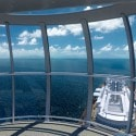 Seas and Anthem of the Seas, North Star will offer guests awe-inspiring 360-degree views of ocean vistas and exciting destinations