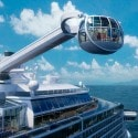 Seas and Anthem of the Seas, North Star will offer guests awe-inspiring 360degree views of ocean vistas and exciting destinations