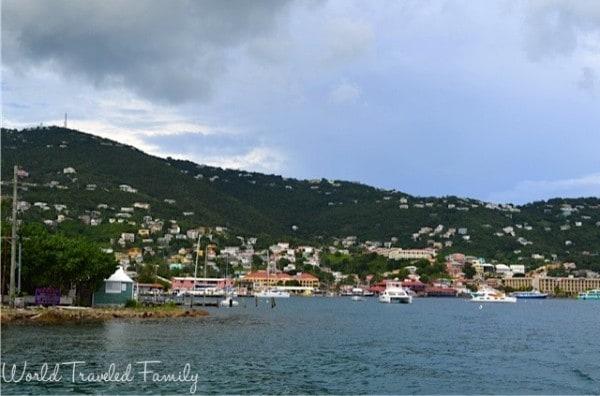 St. Thomas Kon Tiki Boat Tour - Charlotte Amalie Harbour