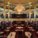 Freedom of the Seas - Dining room.