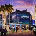 Universal Studios Store at CityWalk - Rendering