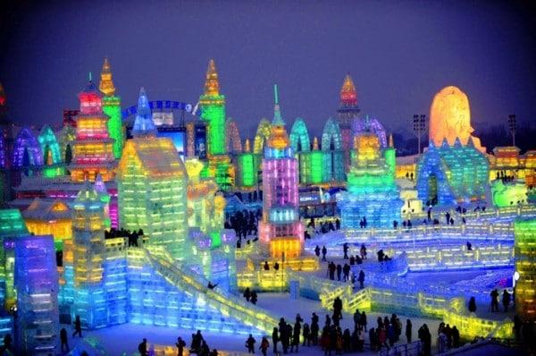 30th Harbin International Ice and Snow Festival