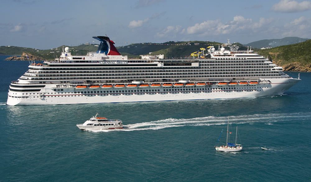 Carnival DReam - World Traveled Family