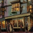 Wizarding World of Harry Potter - Florean Fortescue's Ice-Cream Parlour
