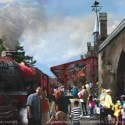 Wizarding World of Harry Potter - Hogsmeade Station