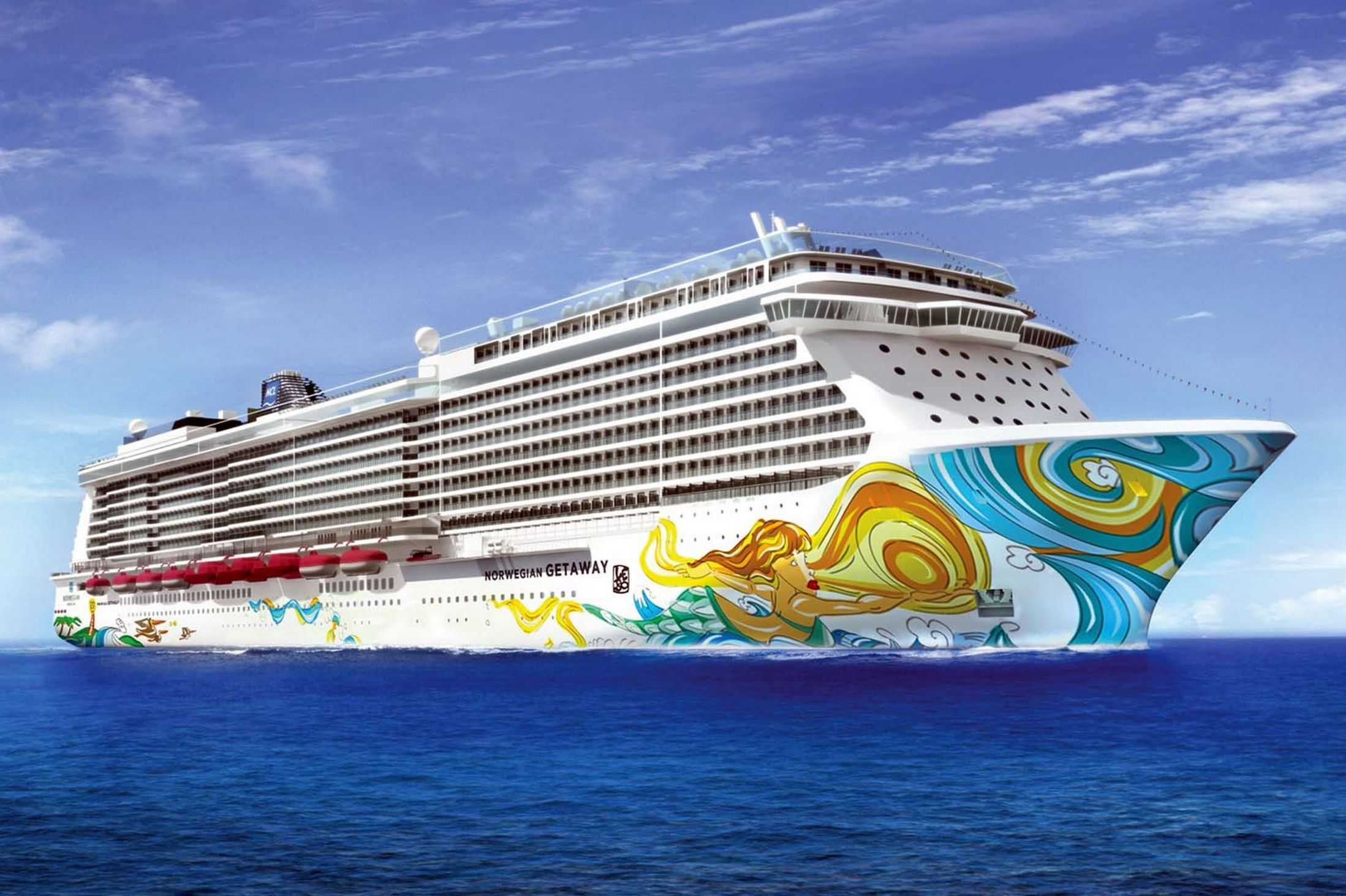 Norwegian Getaway World Traveled Family