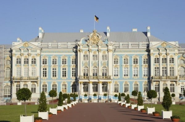 Disney Cruise Lines Catherine Palace - St. Petersburg, Russia