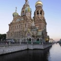 Disney Cruise Lines Church of the Resurrection of Christ - St. Petersburg, Russia