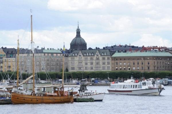Disney Cruise Lines Stockholm's Coastline