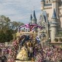 Disney Festival of Fantasy Parade - Beauty and The beast