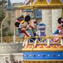 Disney Festival of Fantasy Parade - Michkeys Airship
