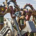 Disney Festival of Fantasy Parade - Tangled