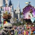 Disney Festival of Fantasy Parade - The Little Mermaid