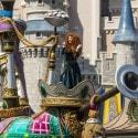 Disney Festival of Fantasy Parade brave