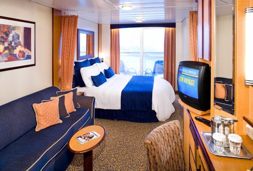 radiance of the seas cabin
