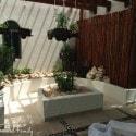 Naay Spa at Eldorado - herb garden