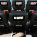 "Air Canada 787 Dreamliner Premium Economy 11"" screens"