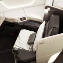 Air Canada 787 Dreamliner business class seat