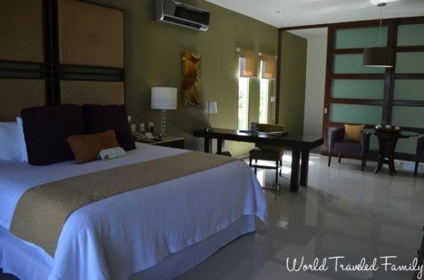 El Dorado Maroma Beachfront Villas - master bedroom