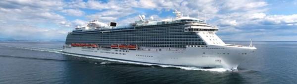 Regal Princess Cruise Ship