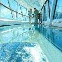 Regal Princess Cruise Ship  - seawalk