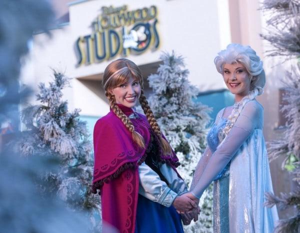Disney's Hollywood Studios Frozen Summer Fun Live