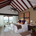 El Dorado Maroma beachfront villa bedroom
