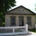 Blac Creek Pioneer Village church