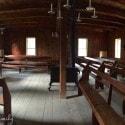 Black Creek Pioneer Village - Edgely Mennonite Meeting House