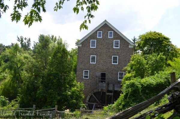 Black Creek Pioneer Village - Roblin's Mill