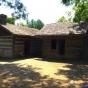 Black Creek Pioneer Village - Stong First house and smoke house