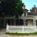 Black Creek Pioneer Village - the doctor's house