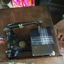 Black Creek Pioneer Village - vintage sewing machine