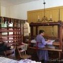 Black Creek Pioneer Village - weaving shop