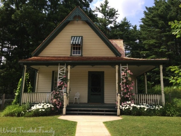 Doon Heritage Village - Siebert House
