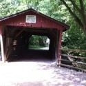 Doon Heritage Village - covered Bridge