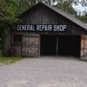 Doon Heritage Village - repair shop