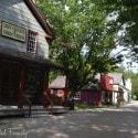 Doon Heritage Village - town
