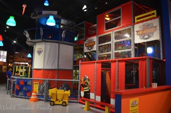 Legoland Discovery Center Toronto - Fire Discovery