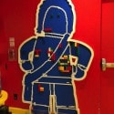 Legoland Discovery Center Toronto - building wall at entrance