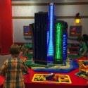Legoland Discovery Center Toronto - earthquake build center