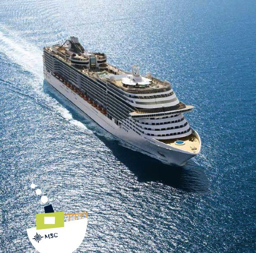 MSC Cruises Teams Up With  Chicco