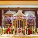 Magical Winter Holidays onboard Disney Dream  - gingerbread house