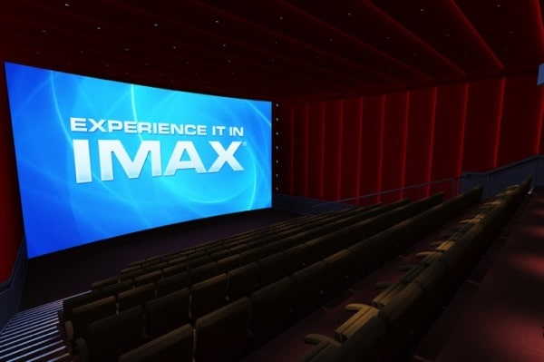 Carnival Vista IMAX theater