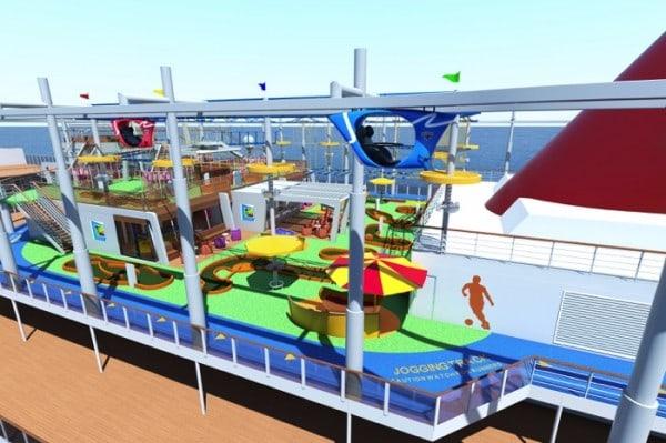 Carnival Vista skyride2