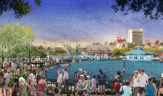 Disney Springs Marketplace