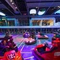 Anthem of the Seas  - bumper cars