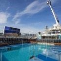 Anthem of the Seas  - main pool