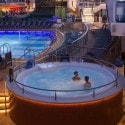 Anthem of the Seas  - pool deck