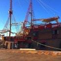 Pirate dinner cruise Puerto Vallarta
